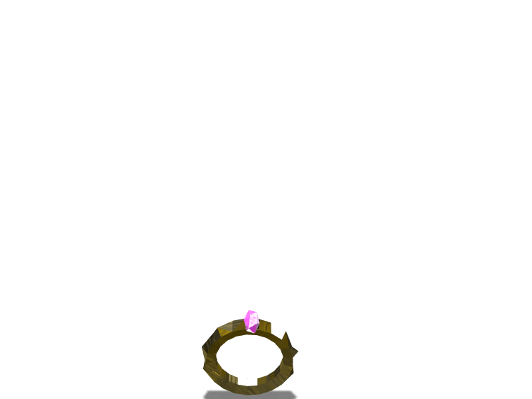 demon ring - 3D design by esn0430 Jan 31, 2018