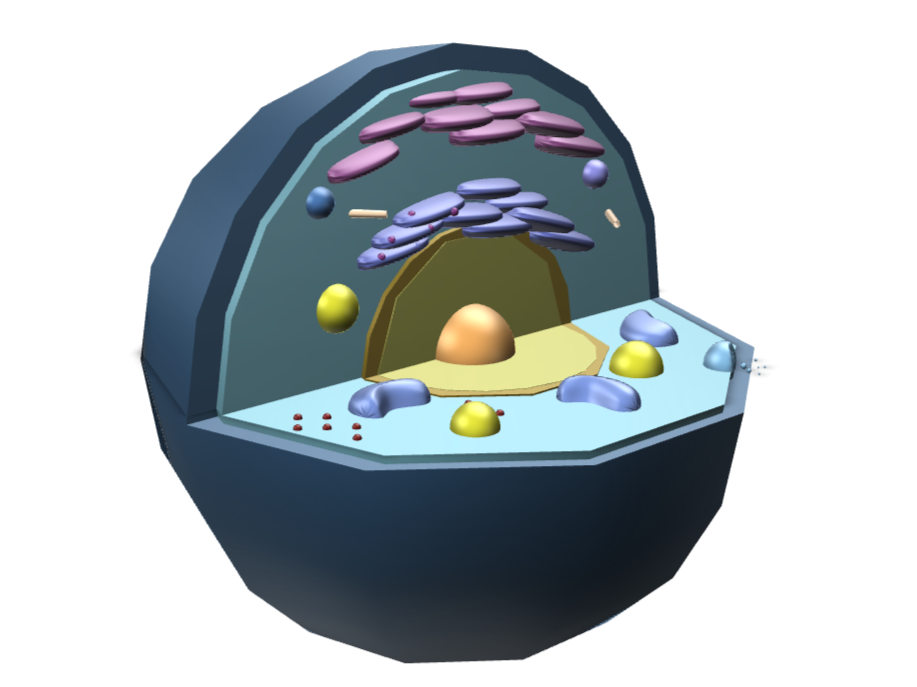 cell project for SCIENCE - 3D design by Blarbo Nov 16, 2017