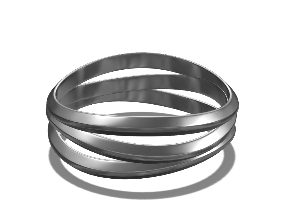 Ring - 3D design by psysoul Dec 13, 2017