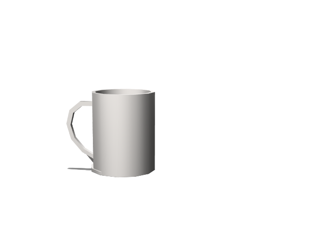 Cup - 3D design by Nathaniel Jan 22, 2018