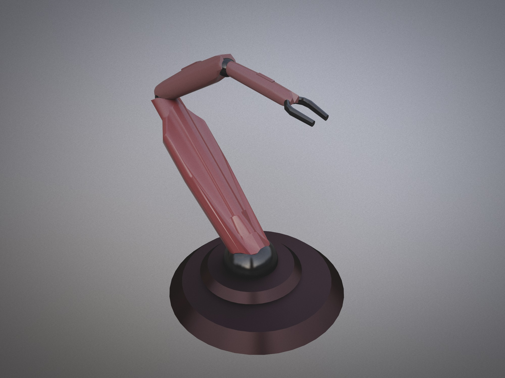 Robotic Arm Prototype 2  - 3D design by Mr_John on Oct 2, 2018