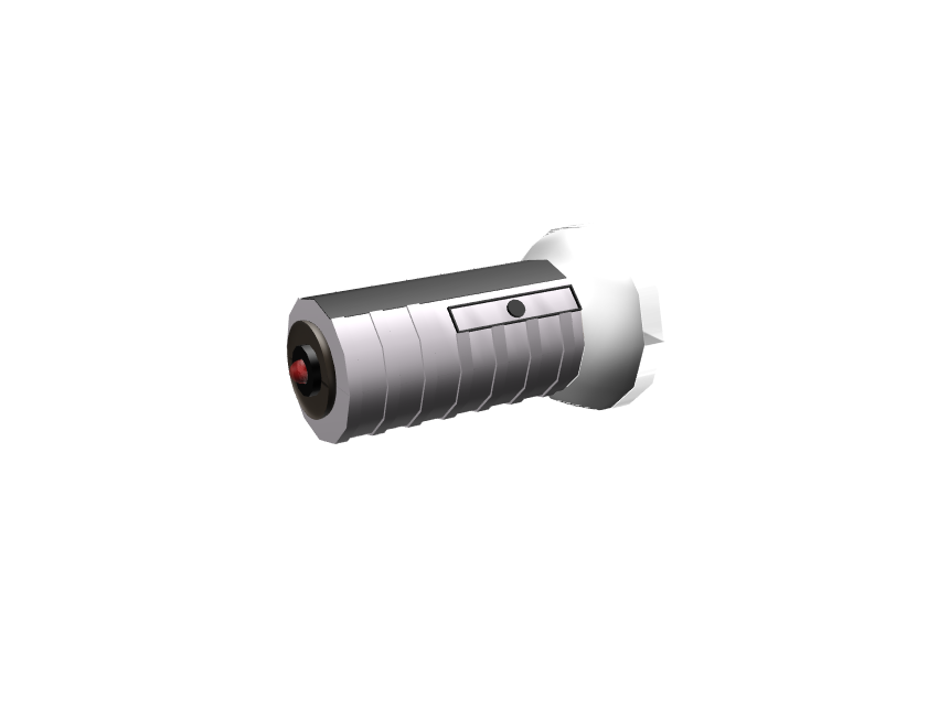 new torch with laser - 3D design by edward2016martin Jan 22, 2018