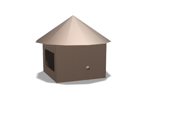 house - 3D design by s.margaret.lacey on Apr 12, 2018
