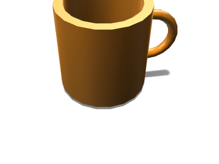 the best cup - 3D design by korynnteter on Oct 11, 2017