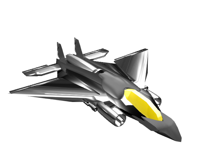 X-63 Fighter Jet - 3D design by Mr_John Mar 22, 2018