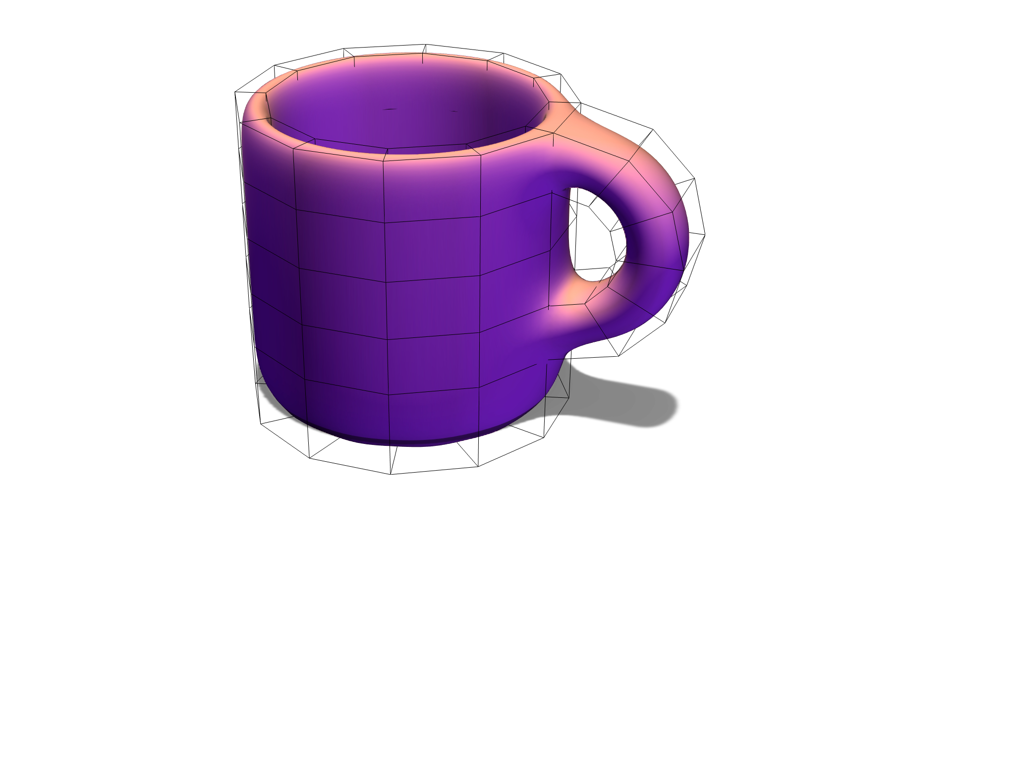 MUG - 3D design by Momo Arbeit Mar 29, 2018