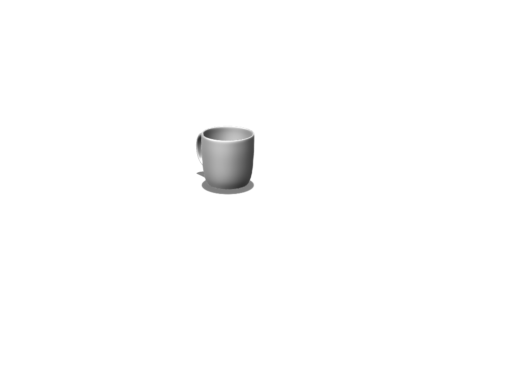 Cup - 3D design by aaron.arnold on Apr 11, 2018