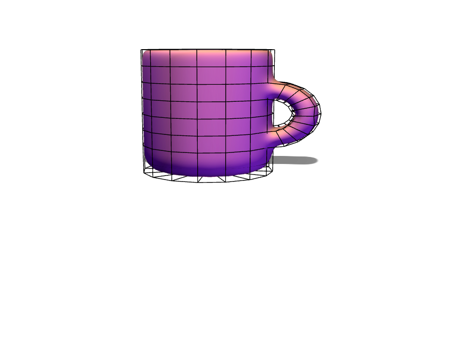 cup - 3D design by jwoodcock21 on Nov 1, 2017
