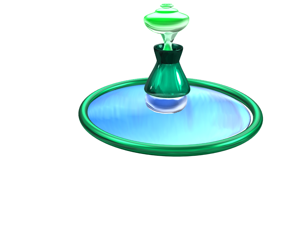 Water fount en  - 3D design by FITS SON Apr 28, 2018