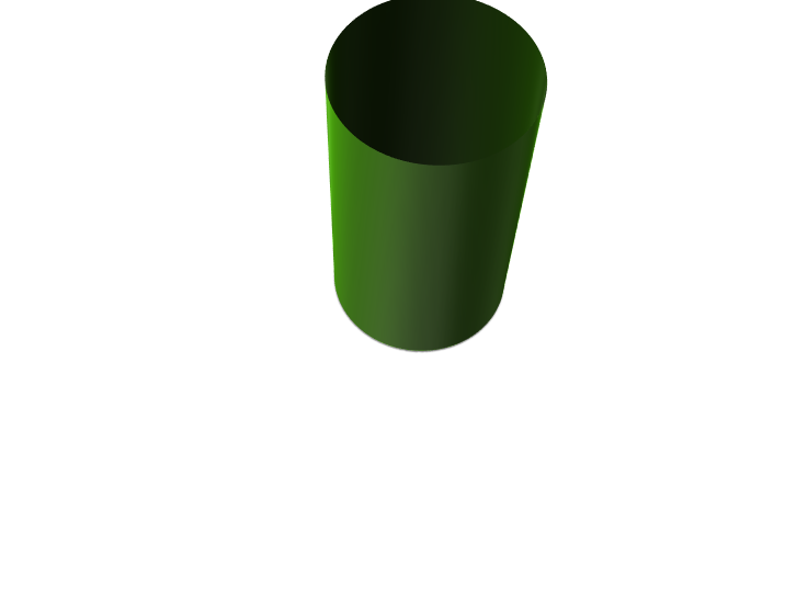A Coffee Mug Meant For Tea That Doesn't Have A Handle - 3D design by andrew.hamade Mar 27, 2018