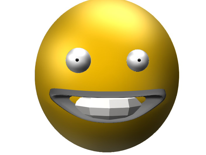 emoji abomination - 3D design by tyty54 on Dec 1, 2017