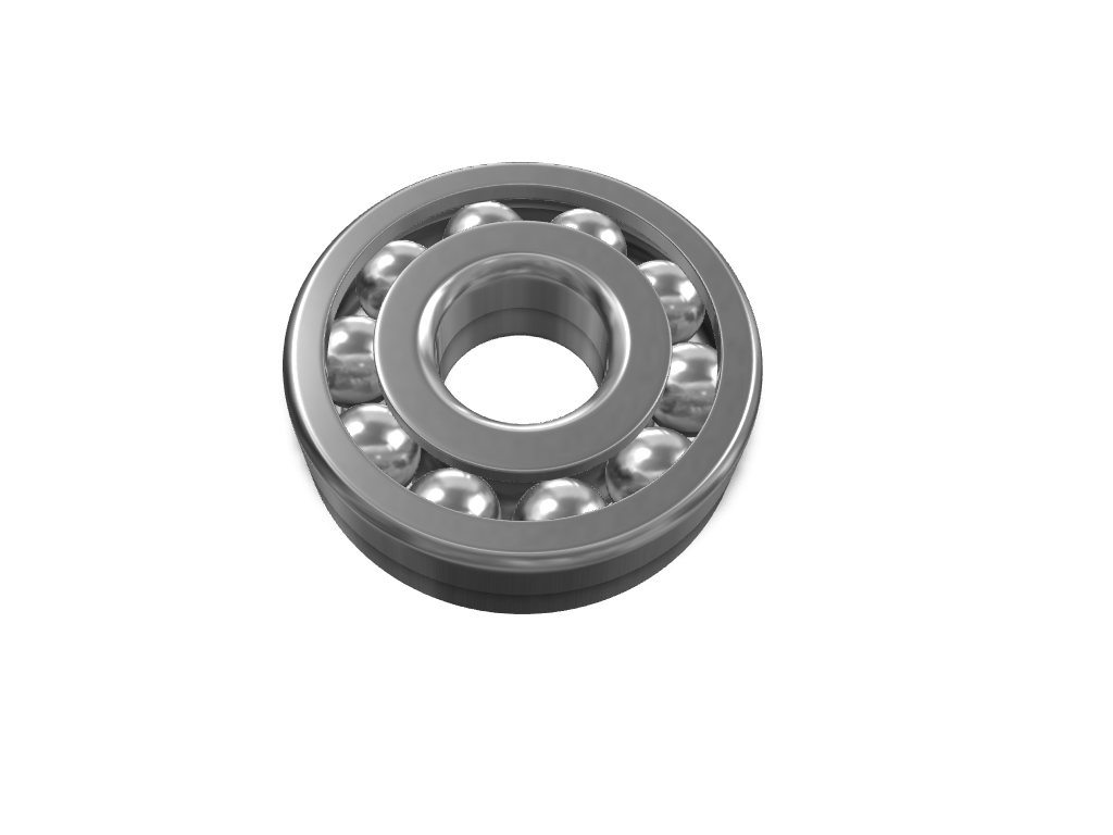Fidget spinner bearing - 3D design by VECTARY May 25, 2017