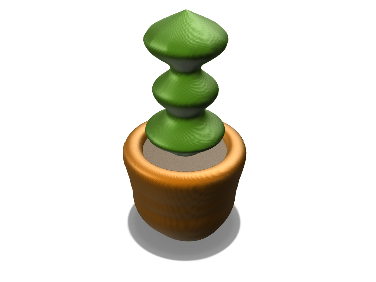 Plant - 3D design by Dylan Manion Oct 11, 2017