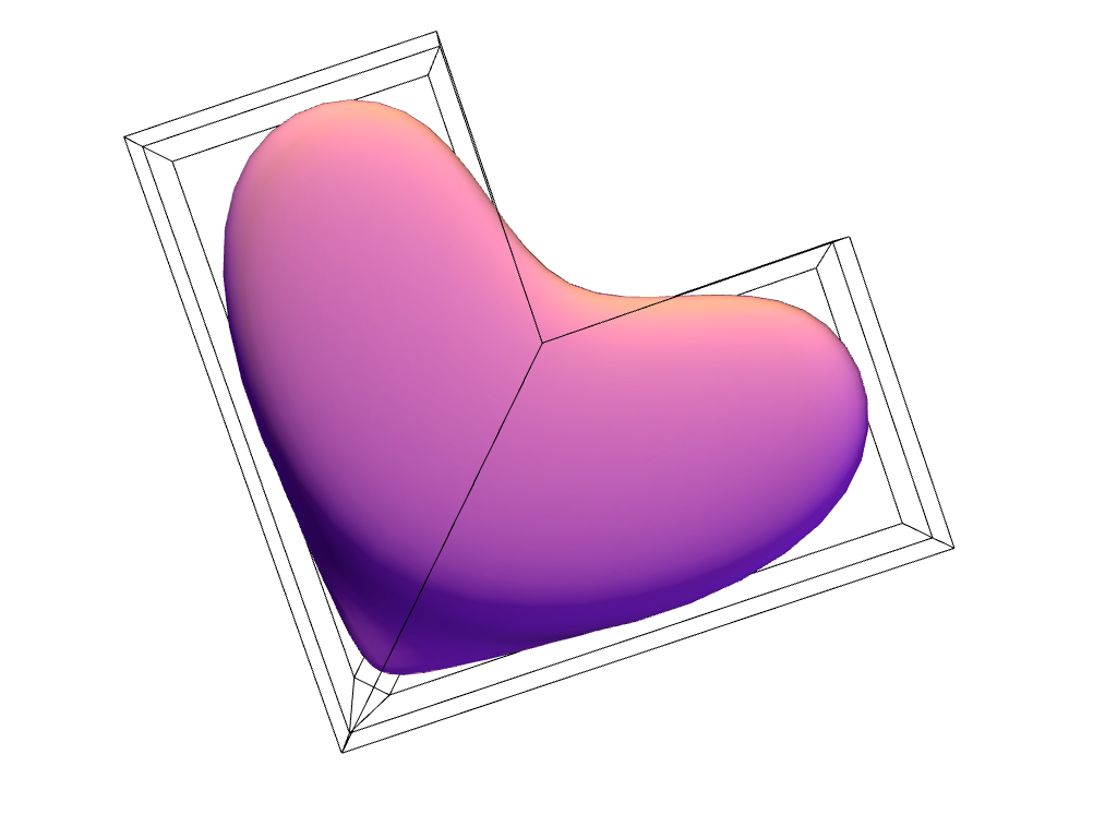 Heart - 3D design by Amir Zeltzer Sep 2, 2017