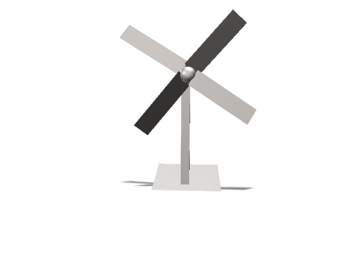 windmill - 3D design by ntanpinco2019 on Feb 27, 2018