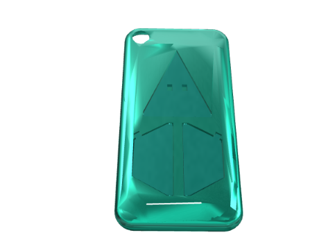 StandCover Iphone 7 - 3D design by Juan Montiel Sep 10, 2017