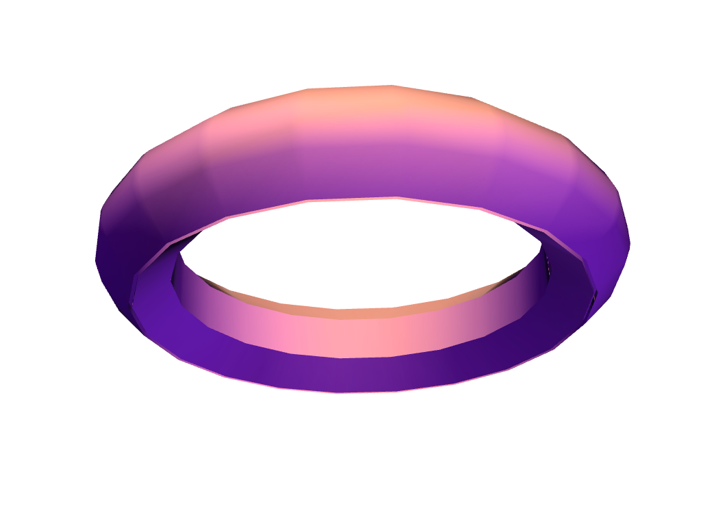 INDIE RING - 3D design by Christopher Roland Jul 2, 2017