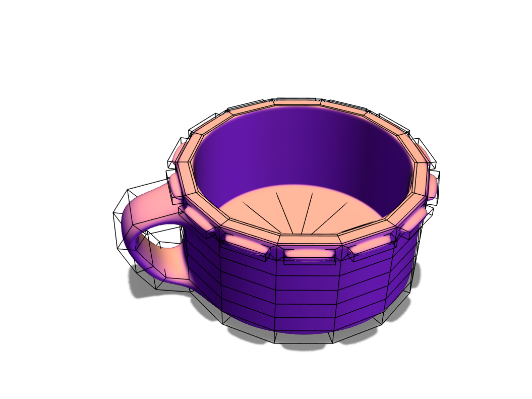 cup_twist - 3D design by mr.kaaav May 8, 2018