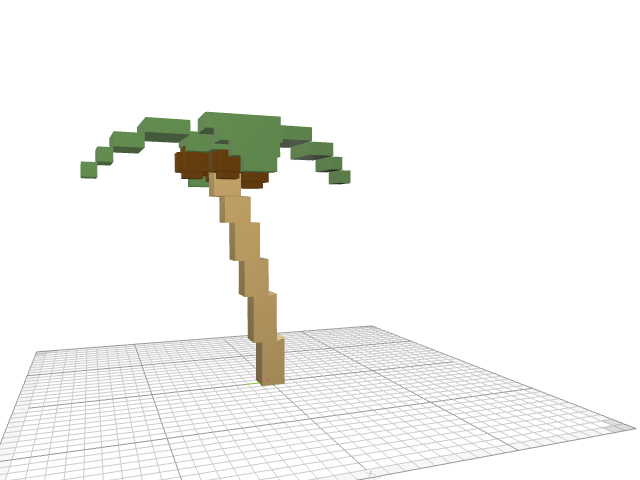 palmtree - 3D design by thecollinsprogram Feb 2, 2017