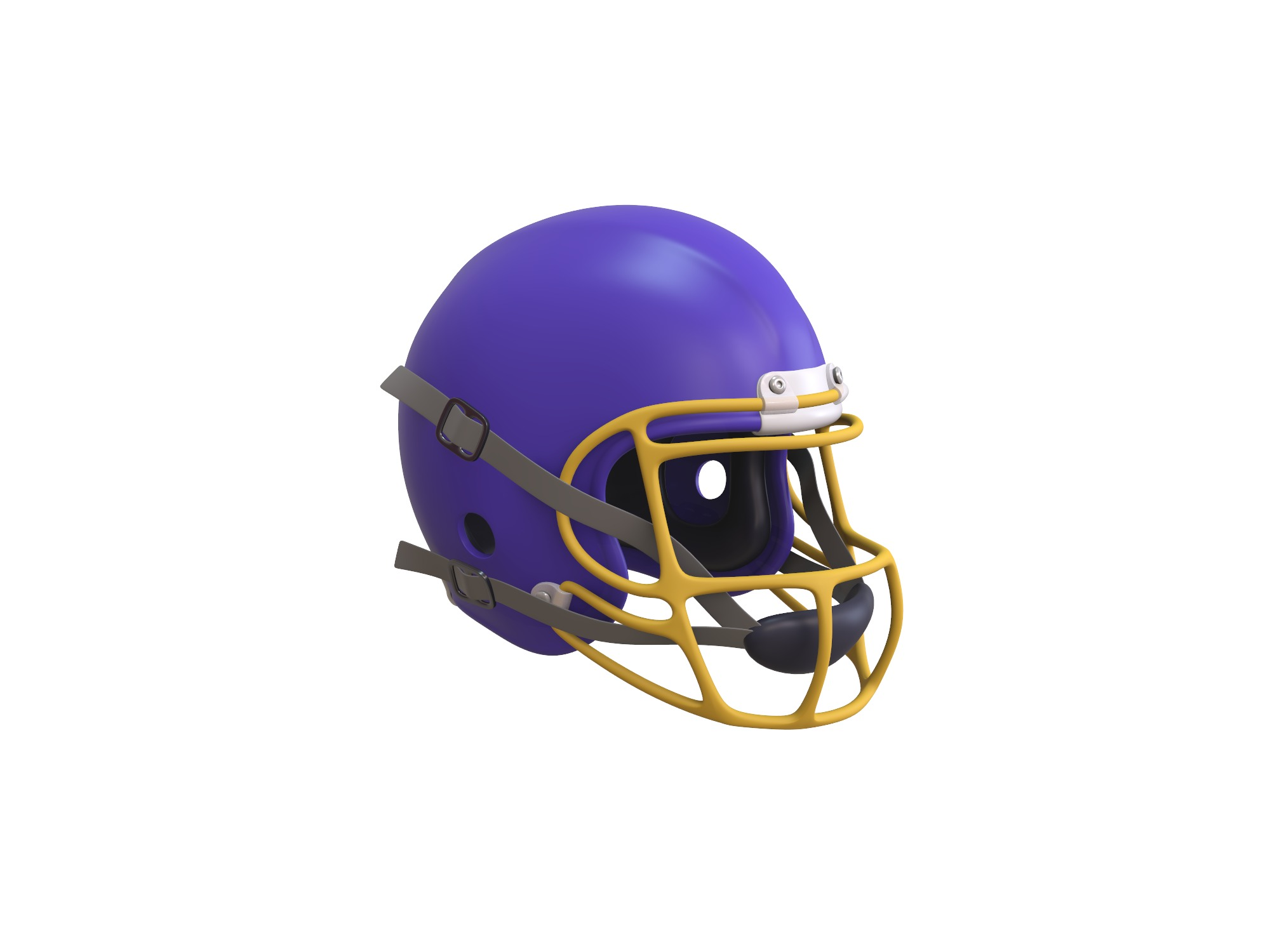 NFL Helmet - 3D design by assets Jun 3, 2018