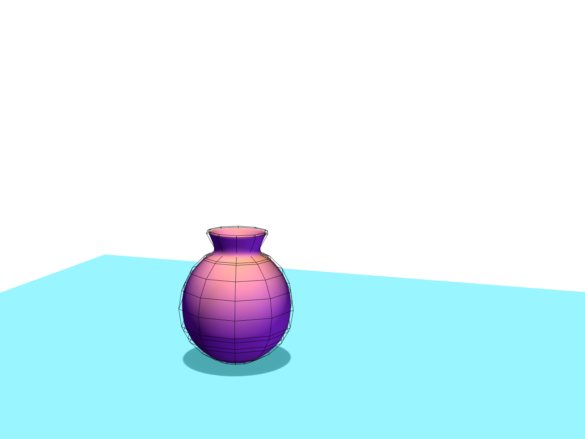 vase - 3D design by rajatsethi7 Apr 27, 2018