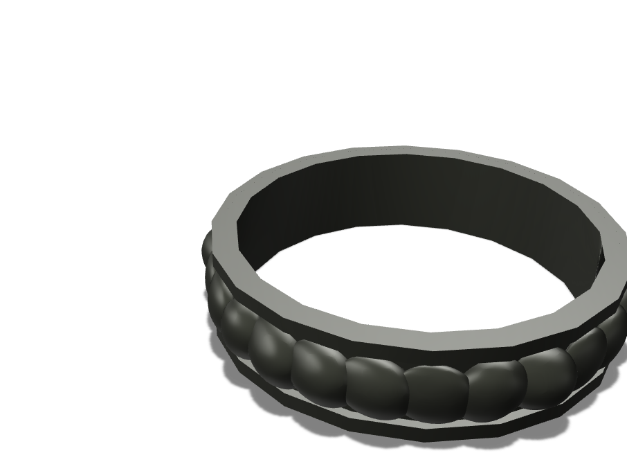 zach ring - 3D design by thomaza on Sep 20, 2017