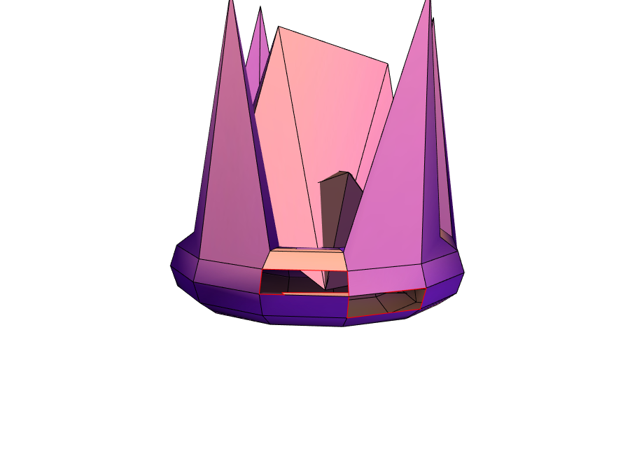 Crown for Antonio - 3D design by MattDiamond on Mar 21, 2018
