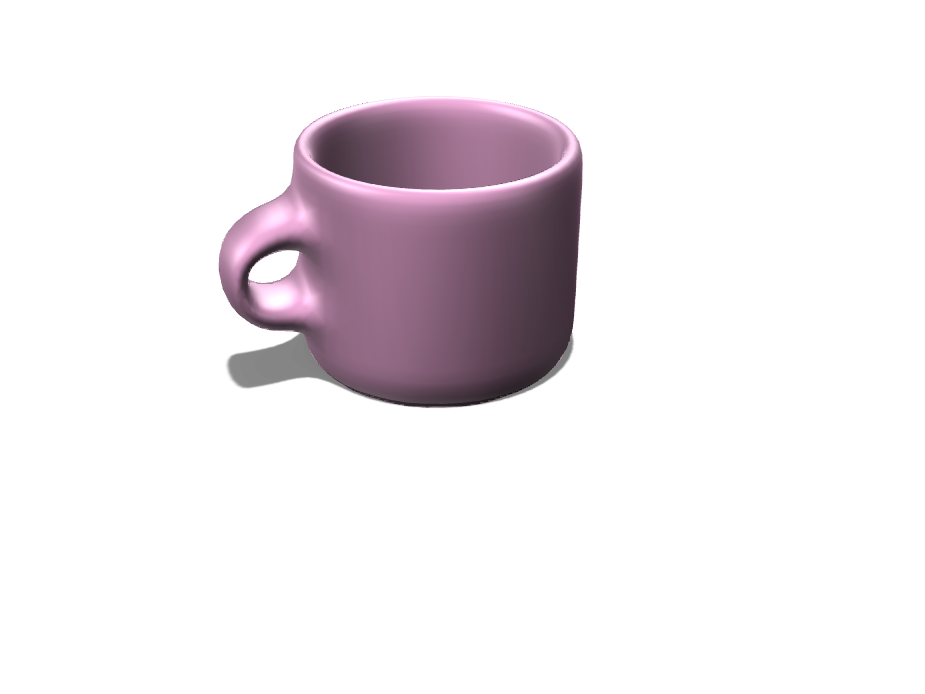 MY FIRST MUG - Premma Mehta - 3D design by pmehta21 Nov 1, 2017