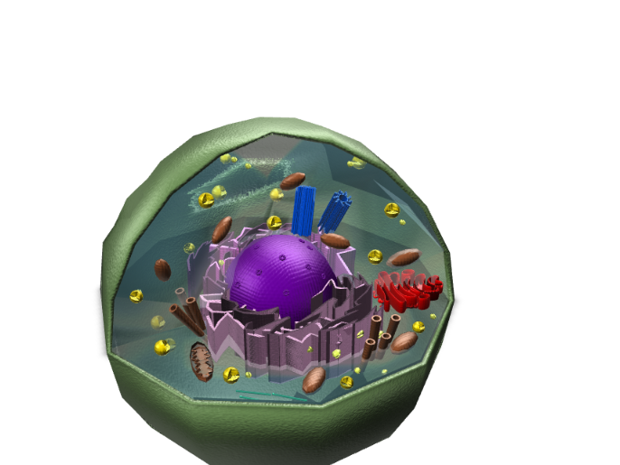 cell - 3D design by Kat Sep 20, 2017