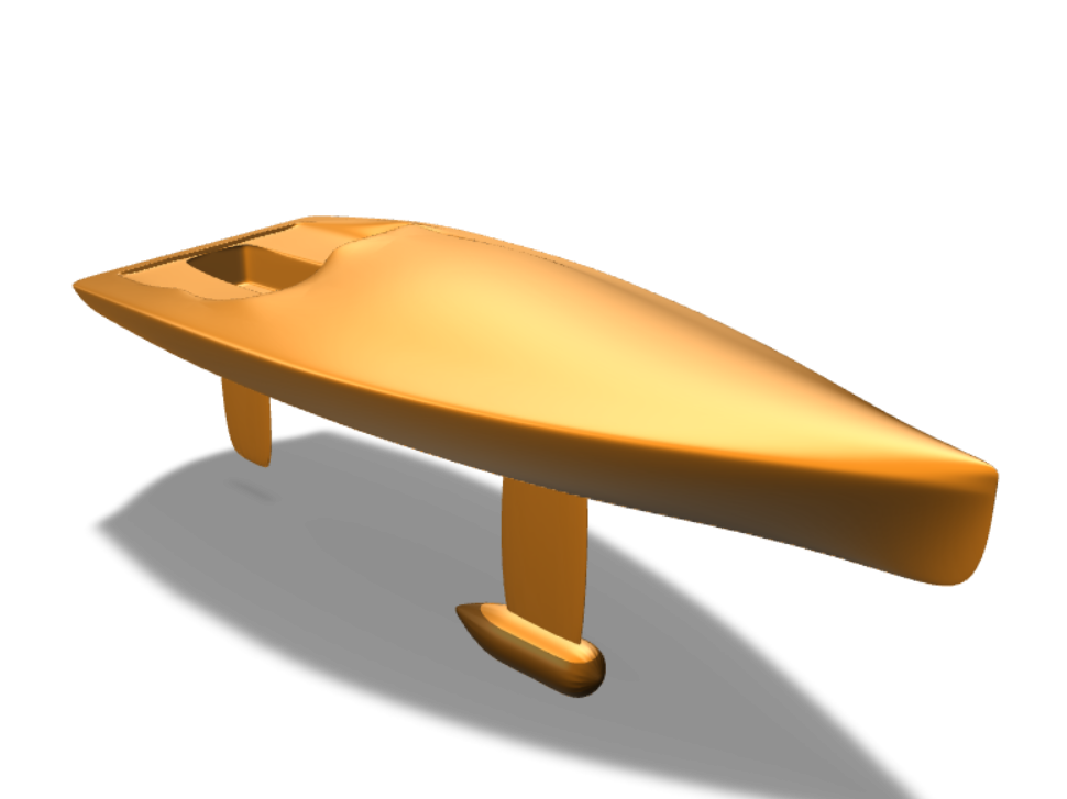 boat - 3D design by jaaklab on Oct 5, 2017