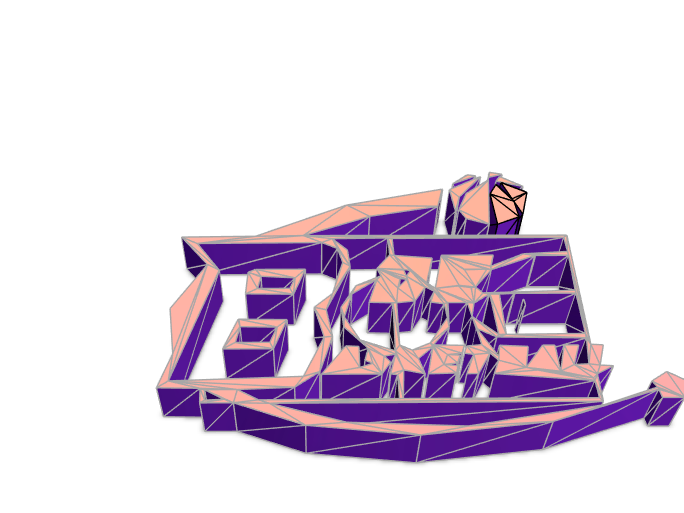b de basketball - 3D design by Diego Rudon on Mar 12, 2018