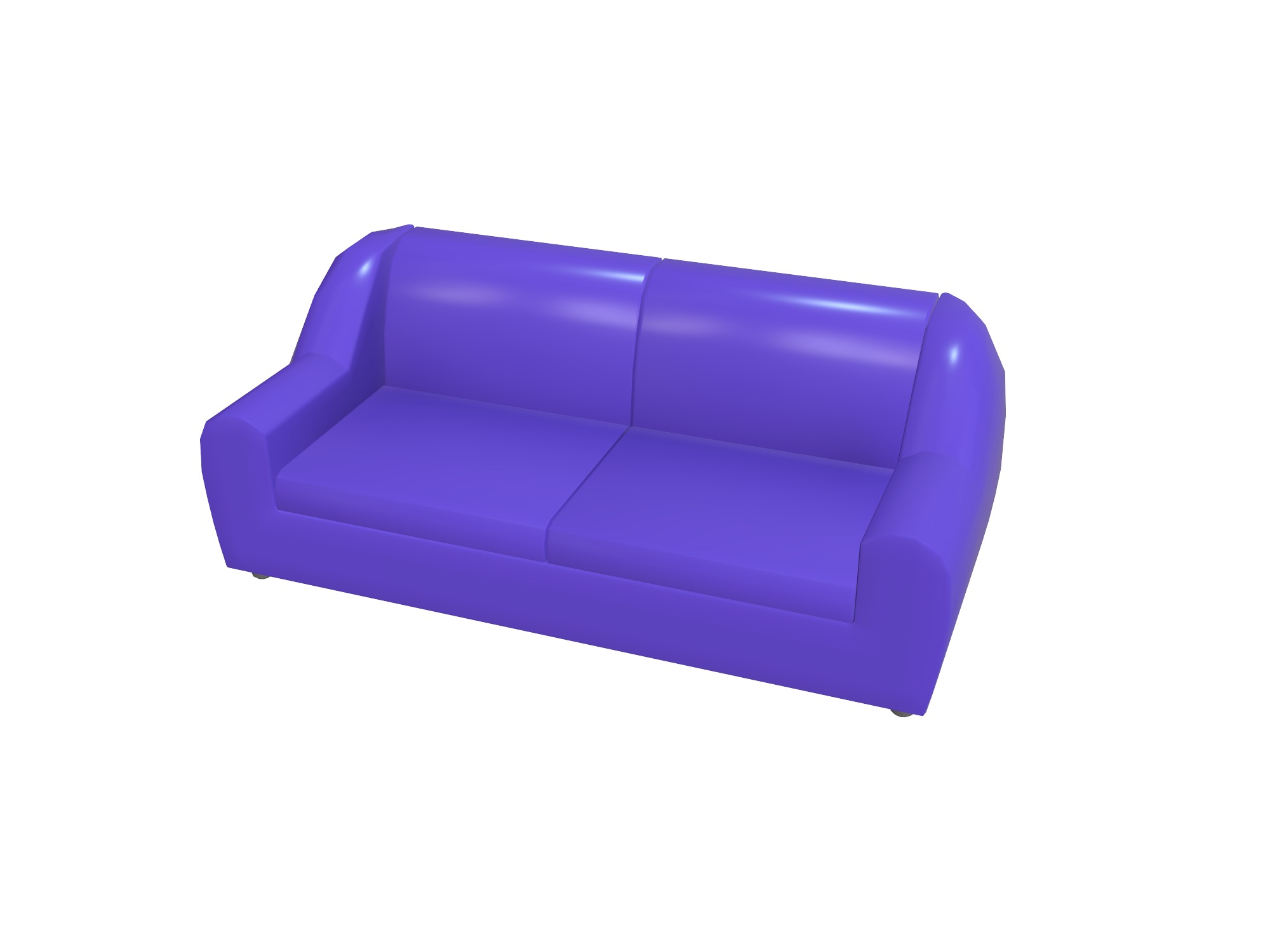 Sofa - 3D design by assets Jun 3, 2018