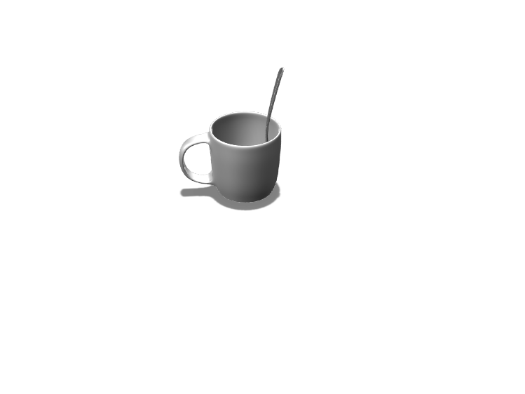 CoffeBrake - 3D design by makelaverde Mar 15, 2018