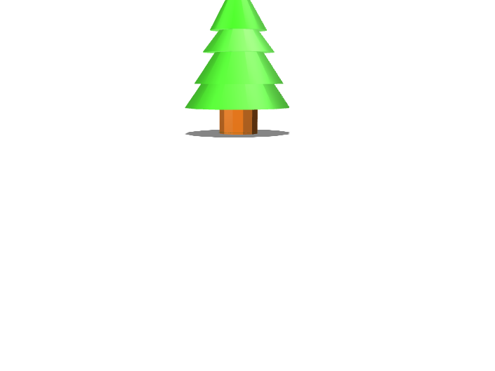 christmas tree - 3D design by nicolas.maldonado.2023 Dec 13, 2017