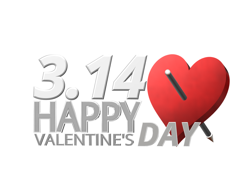 Valentine's day - 3D design by Wang Jered Mar 13, 2018
