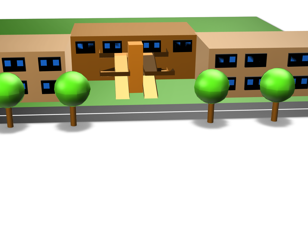 Skool Thingydoobop - 3D design by zskorick May 3, 2018