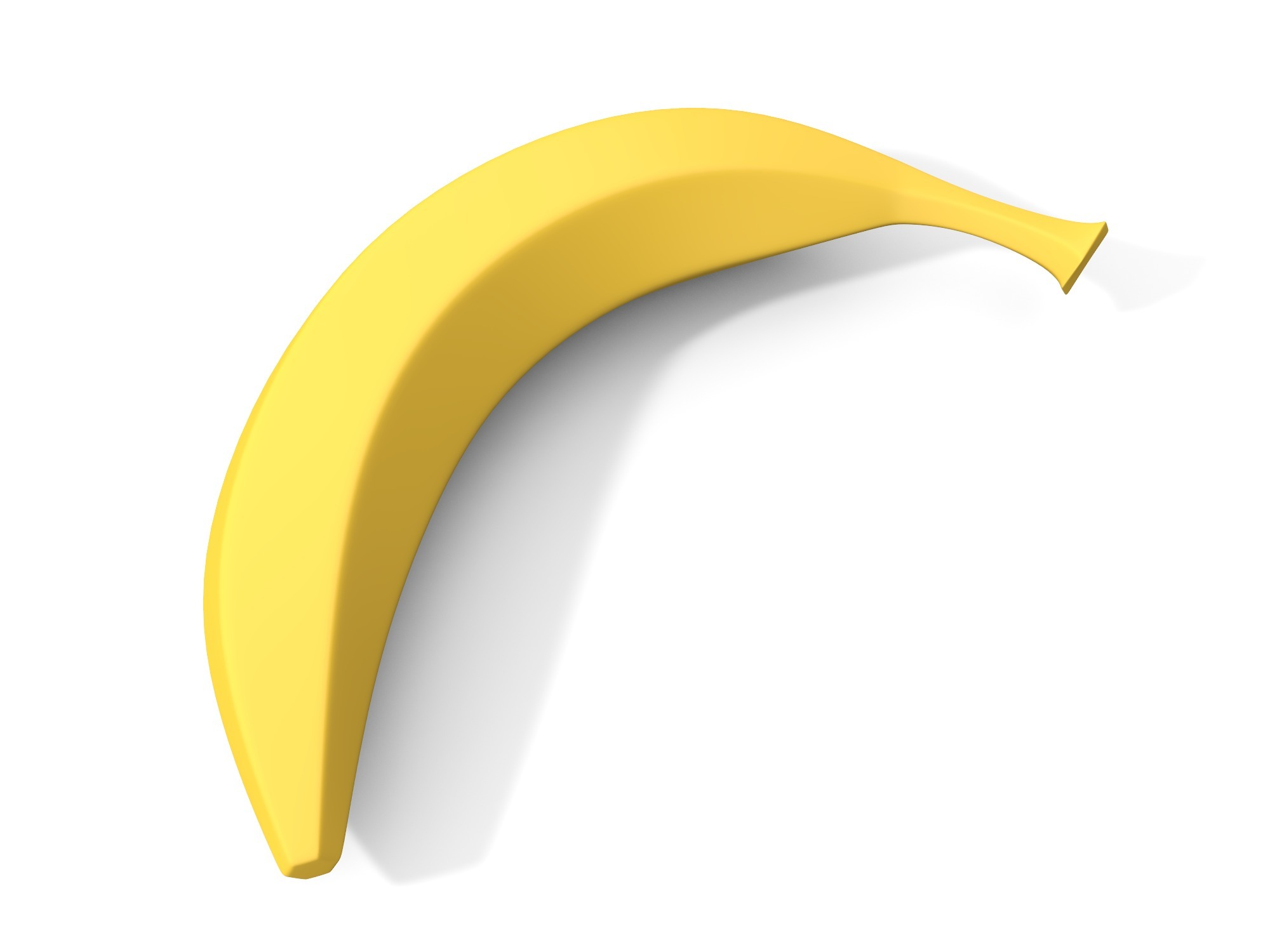Banana wide - 3D design by assets Nov 7, 2018