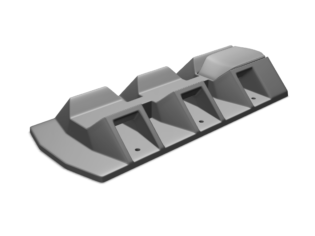 Cutter holder - 3D design by Johnnyal Sep 6, 2016