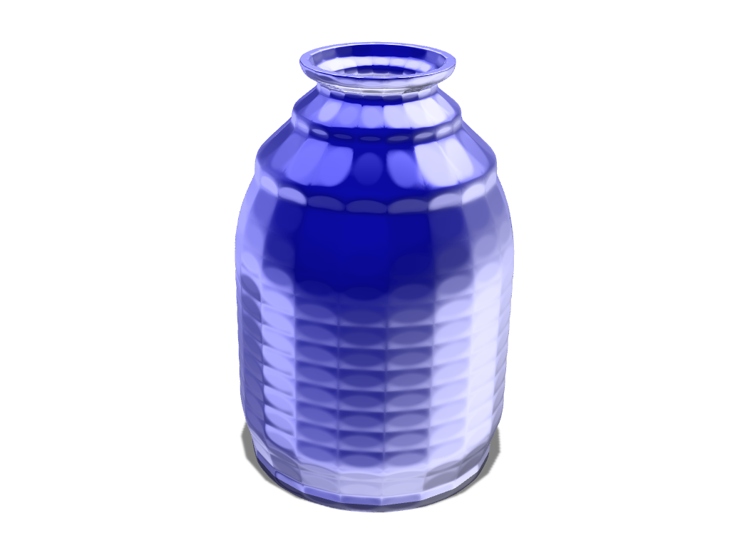 Vase 1 - 3D design by Michael Popolizio Aug 21, 2017
