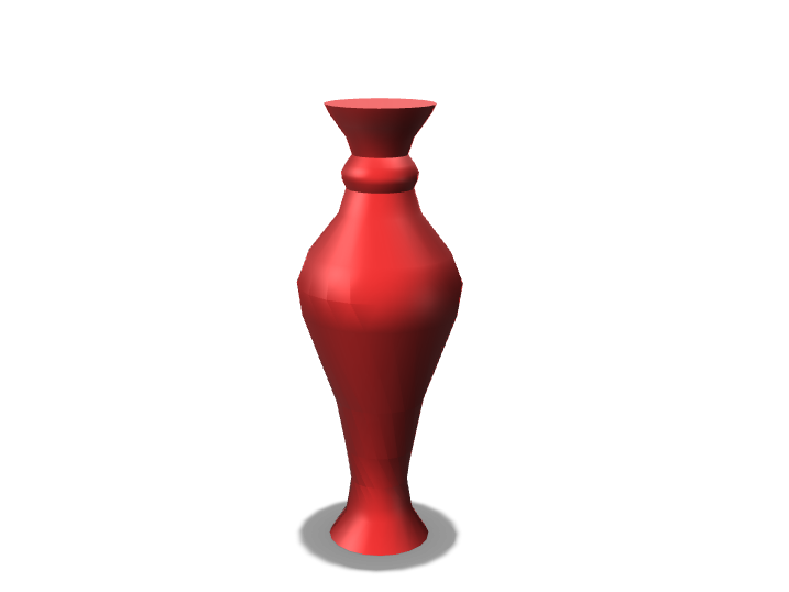 weird vase - 3D design by Tah Costa Sep 17, 2017