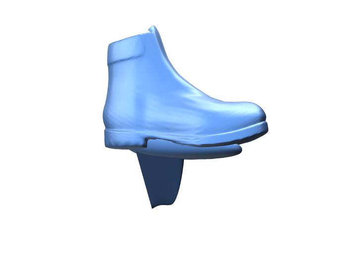 Chaussures - 3D design by zbarbarji May 29, 2018
