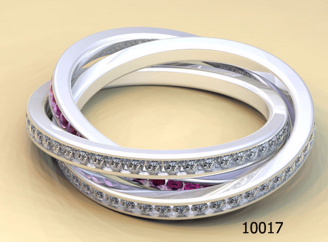 Ring - 3D design by Lorenzem on Sep 5, 2017