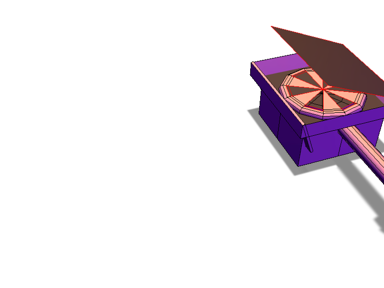 portable oven - 3D design by 23freezee on May 4, 2018