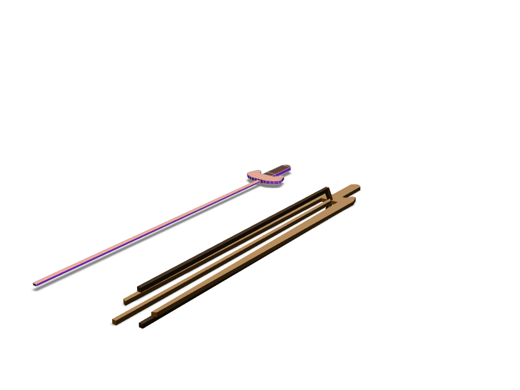 First Rapier AND special rapier - 3D design by no u Jun 16, 2018