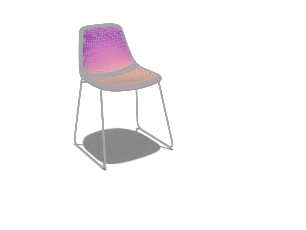 mychair - 3D design by ChenWei Chou Mar 1, 2018