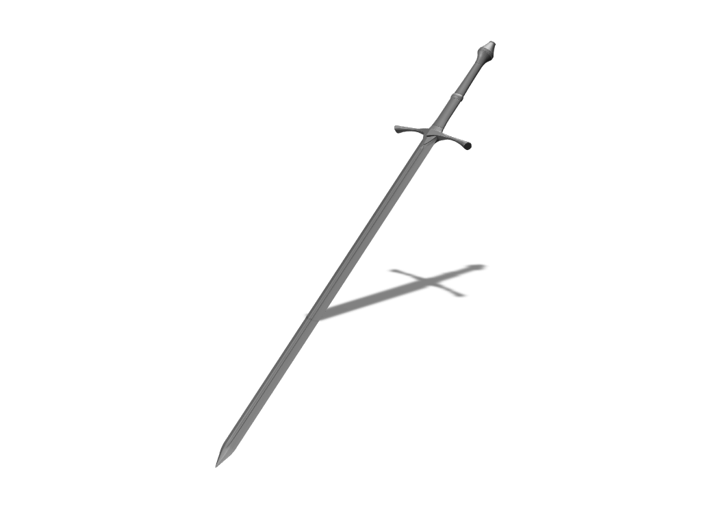 Sword - 3D design by Naomi Jessica Feb 28, 2018