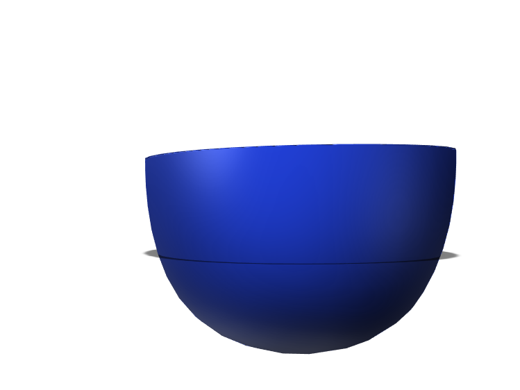 cereal bowl - 3D design by dbarajas-ve Apr 3, 2018