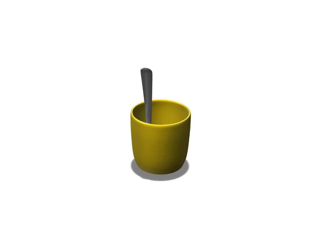 mug - 3D design by Johnny Bou Malhab Jun 1, 2018