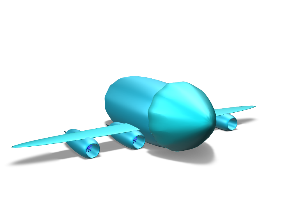AIRPLAN - 3D design by Mary Nay Apr 11, 2018