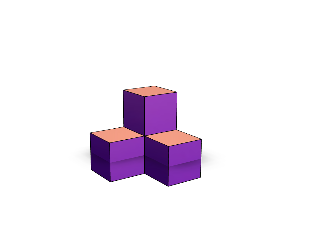 3D Tetris Piece 7 - 3D design by Filipe Simões Dec 11, 2017